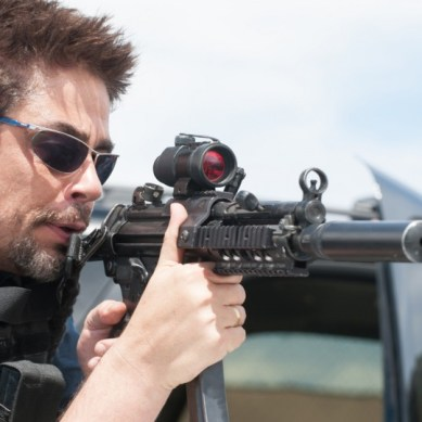 #TBThursday Review: 'SICARIO' and the Grittiness of the U.S./Mexico Border