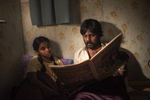 Jesuthasan Antonythasan and Claudine Vinasithamby in DHEEPAN. Courtesy of Sundance Selects.