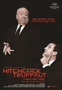 HITCHCOCK TRUFFAUT poster