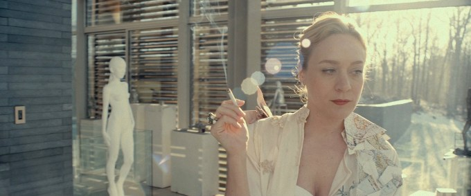 Chloë Sevigny in Tara Subkoff's #HORROR. Photo courtesy of IFC Midnight.