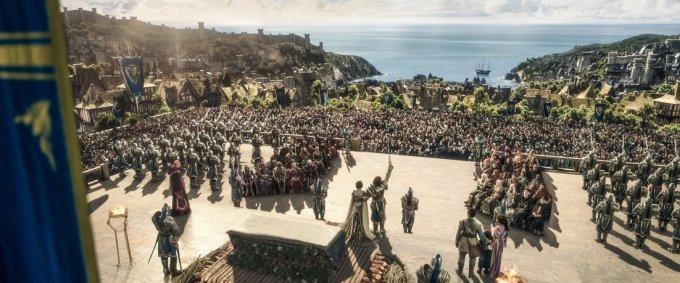 WARCRAFT: THE BEGINNING. Courtesy of Universal Pictures.