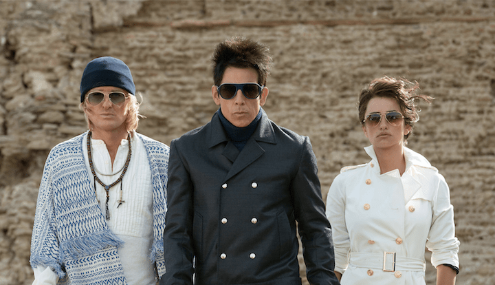 'ZOOLANDER 2' Trailer Gives Us More Laughs, Hijinks & Blue Steel