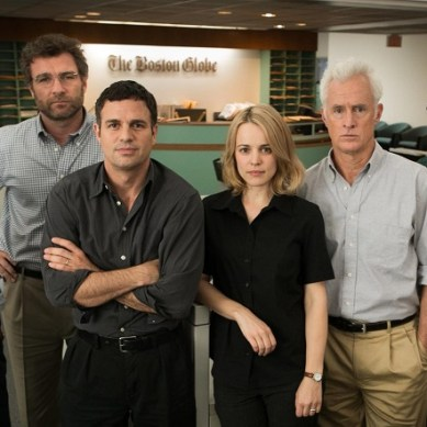 Movie Review: 'SPOTLIGHT' Shines a Light on the Power of Journalism