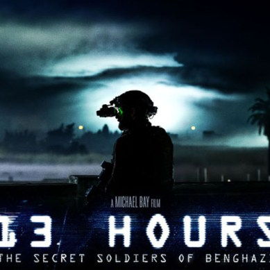 Is Michael Bay Trying To Ape or Escape 'ZERO DARK THIRTY' With '13 HOURS: THE SECRET SOLDIERS OF BENGHAZI'?