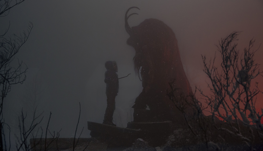 Movie Review: 'KRAMPUS' Presents An Unconventional Christmas Carol