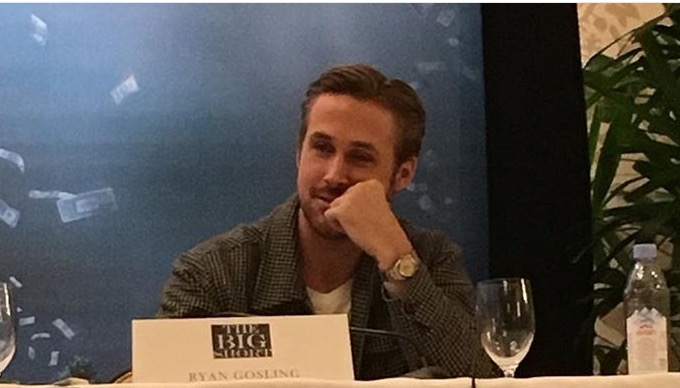"""""""Hey Girl. I got a junket question for you: Wanna get out of here?"""""""