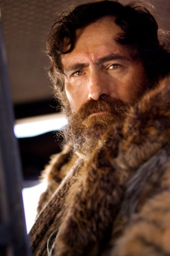 Meet the HATEFUL EIGHT: Demian Bichir stars as Bob Photo: Andrew Cooper, SMPSP / © 2015 The Weinstein Company. All Rights Reserved.