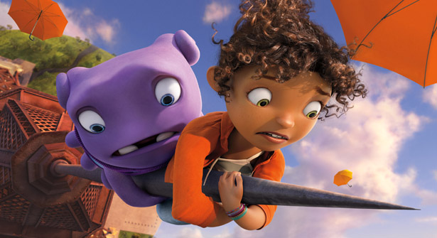 Movie Review: 'HOME' – Get Into The Boov