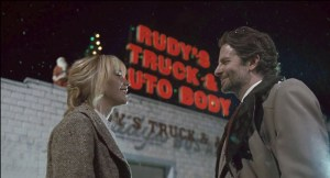 Jennifer Lawrence and Bradley Cooper in JOY. Courtesy of 20th Century Fox.