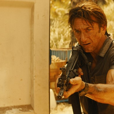 Movie Review – 'THE GUNMAN' Takes Aim, Misses The Mark By Miles