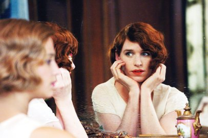 Just a taste of the gorgeous cinematography in THE DANISH GIRL (photo courtesy of Focus Features)