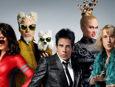 'ZOOLANDER 2' New Trailer & Poster Are On Fleek