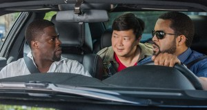 Kevin Hart, Ken Jeong & Ice Cube team up in RIDE ALONG 2. Courtesy of Universal Pictures