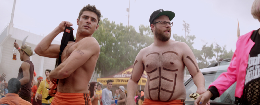 Noisy Neighbors Return (As Do Zac Efron, Seth Rogen & Rose Byrne) In 'NEIGHBORS 2: SORORITY RISING'