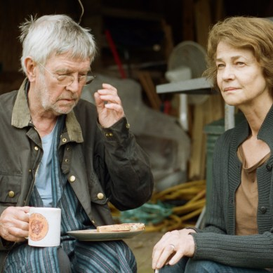 Fresh on Criterion: '45 YEARS' showcases more than just a great performance from Charlotte Rampling