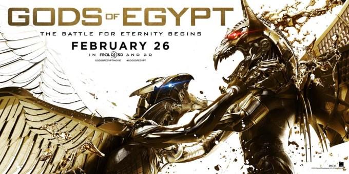 gods of egypt Banner