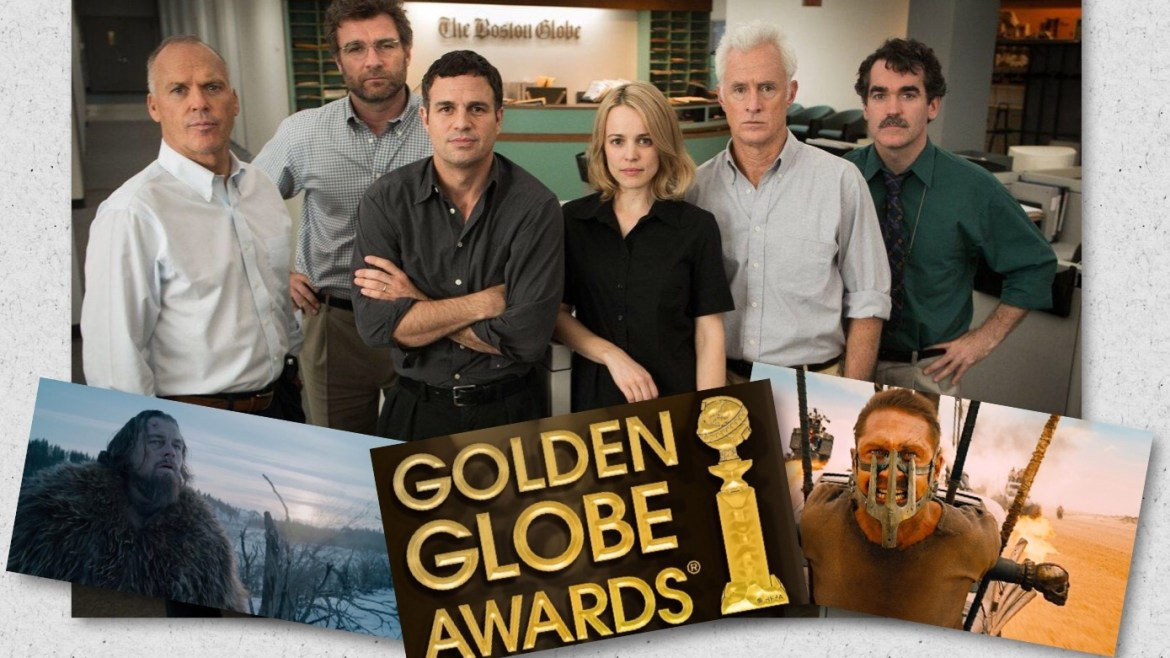 Who Will/Should/Could Win the Golden Globes (Film Edition)