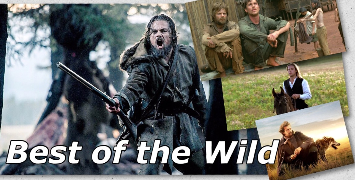 #TBT Review: Man vs. Wild – Films That Encapsulate the Wilderness