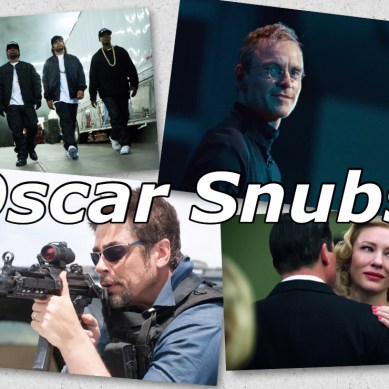 #TBT Review: Famous Oscar Snubs