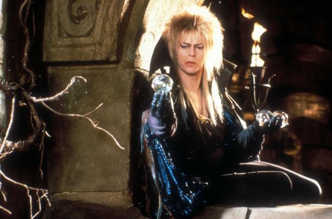 Labyrinth  Year: 1986  Director: Jim Henson  David Bowie