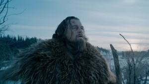 Leonardo DiCaprio as frontiersman Hugh Glass in THE REVENANT. Photo courtesy of 20th Century Fox.