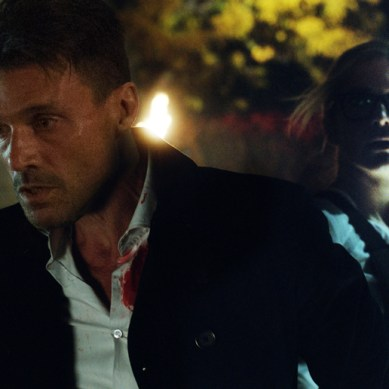 Frights Are On The Platform In 'THE PURGE: ELECTION YEAR' Trailer Campaign
