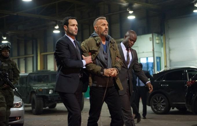 Kevin Costner in CRIMINAL. Courtesy of Lionsgate.