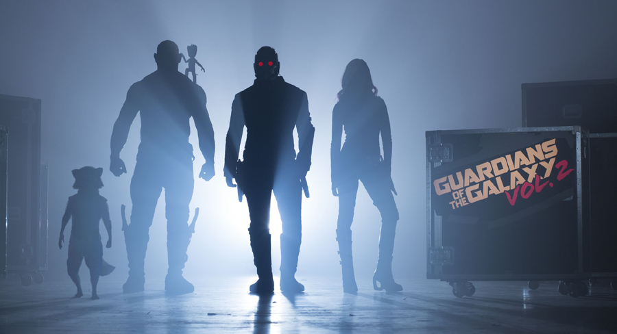 Cameras Start Rolling On GUARDIANS OF THE GALAXY VOL. 2