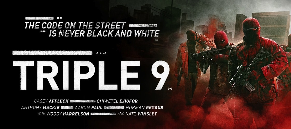 Movie Review: 'TRIPLE 9' – an accomplished disappointment