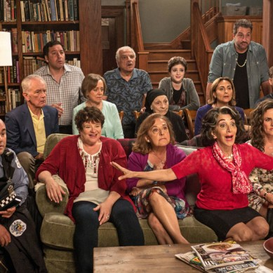Movie Review: 'MY BIG FAT GREEK WEDDING 2' Is A Big Fat Mess