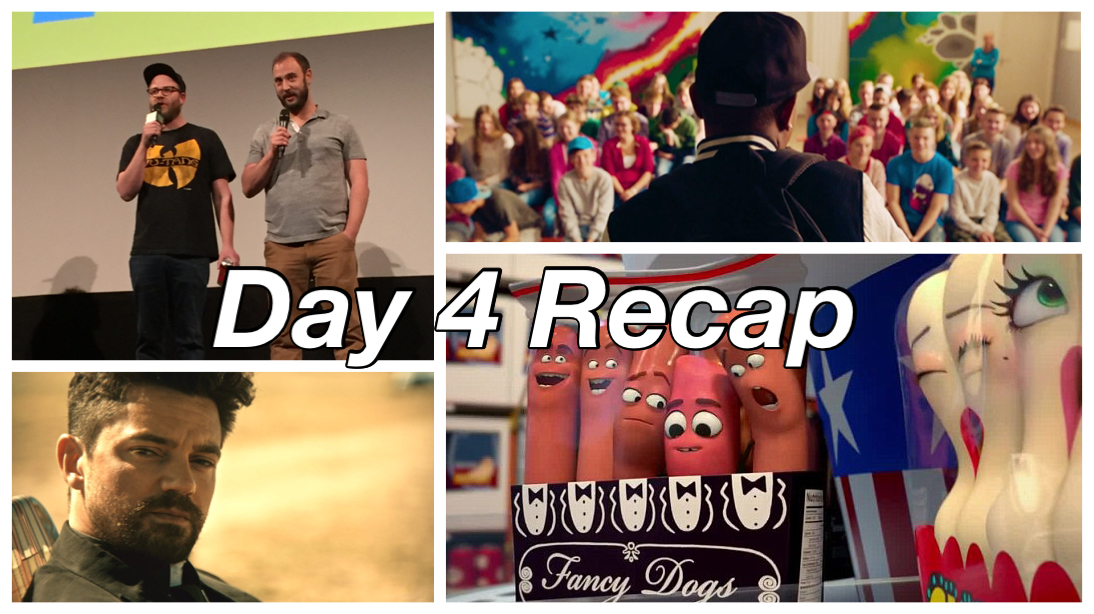 SXSW Day 4 Recap: 'SAUSAGE PARTY', 'PREACHER' and other Monday titles