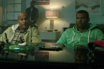 From Left To Right (Keegan Michael Key & Jordan Peele) (Photo Courtesy of New Line Cinema)