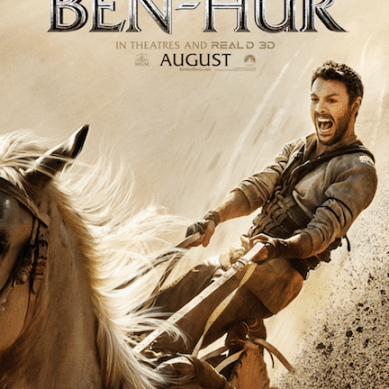 'Ben-Hur' Is Back and He Wants Revenge