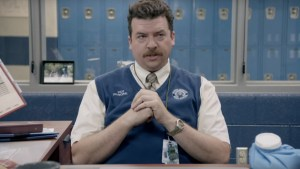 Danny McBride as Neal Gamby in VICE PRINCIPALS. Photo courtesy of HBO.