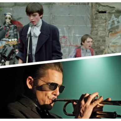 Rapid Movie Review: 'SING STREET' and 'BORN TO BE BLUE'