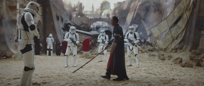 ROGUE ONE Donnie