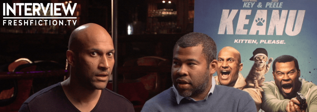 3 Men and a Kitty – A Chat with KEANU's Key & Peele
