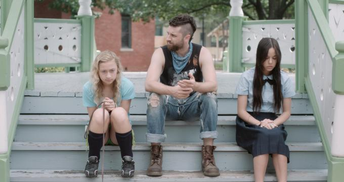still-of-lorelei-linklater,-gene-gallerano-and-catherine-elvir-in-occupy,-texas-(2017)-large-picture