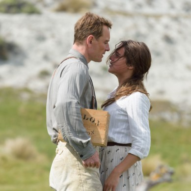 Movie Review: 'THE LIGHT BETWEEN OCEANS' will make you shed an ocean of tears