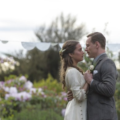 Feel all of the emotions when watching 'THE LIGHT BETWEEN OCEANS' trailer