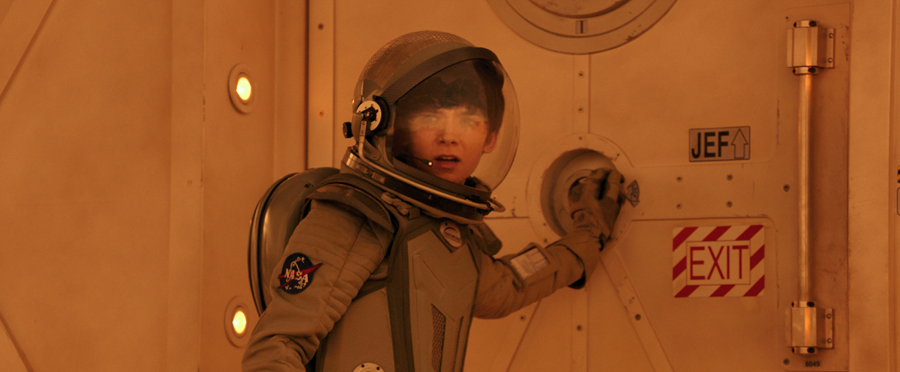 Movie Review: 'THE SPACE BETWEEN US' – In space, no one can hear you groan
