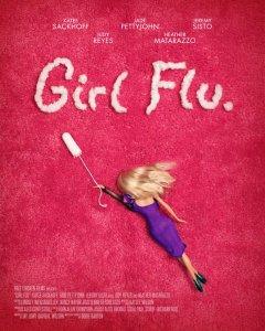 GIRL FLU poster