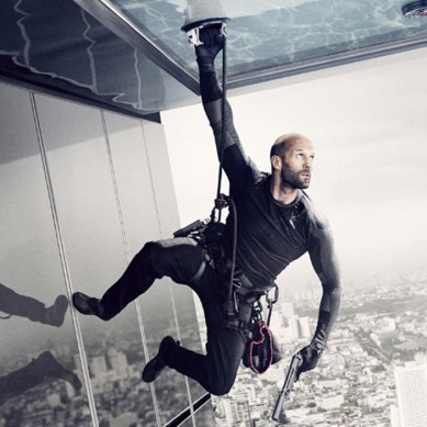 Jason Statham returns to kick some more ass in 'MECHANIC: RESURRECTION'