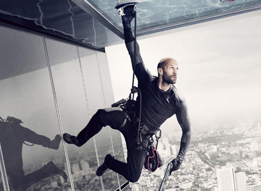 Jason Statham returns to kick some more ass in 'MECHANIC: RESURRECTION'