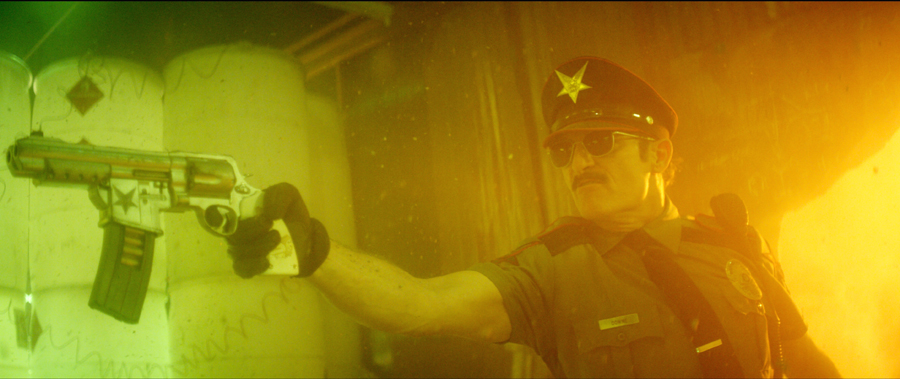 LA Film Festival Review: 'OFFICER DOWNE' is one giant letdown(e)