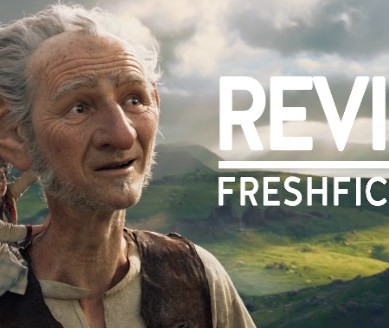 Movie Review: 'THE BFG' – Here be (friendly) monsters