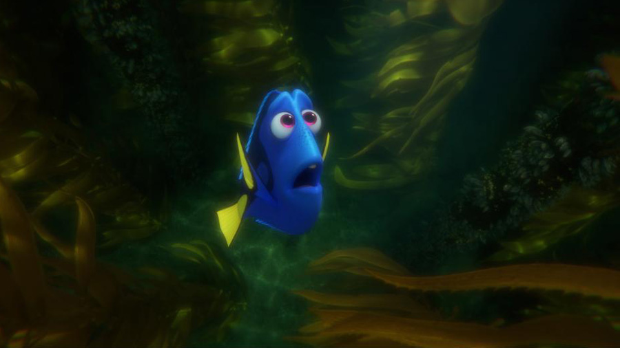 Movie Review: 'FINDING DORY' – Blue-ty Tang