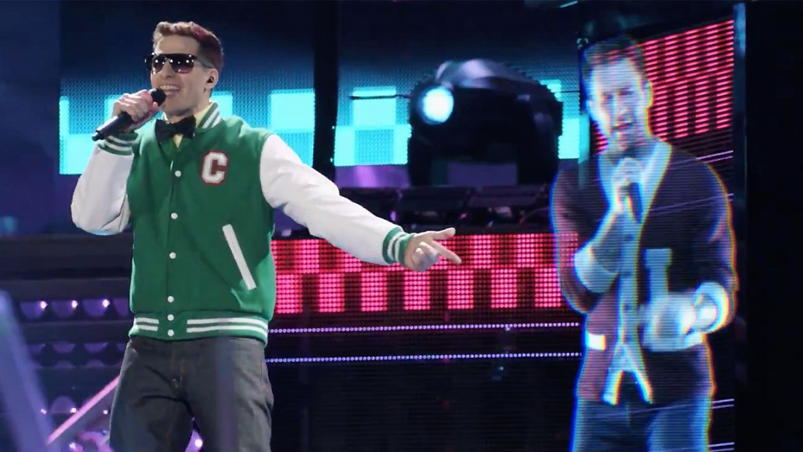 Movie Review: 'POPSTAR: NEVER STOP NEVER STOPPING' sparkles with absurdity