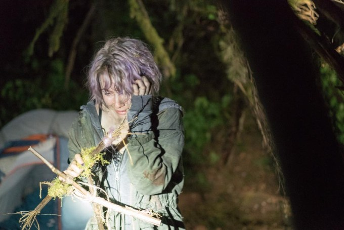 BLAIR WITCH is back to haunt again! Courtesy of Lionsgate.