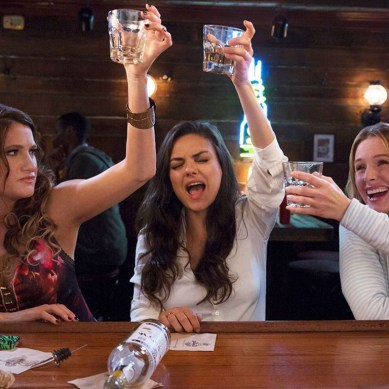 Movie Review: 'BAD MOMS' – a comical break from motherhood